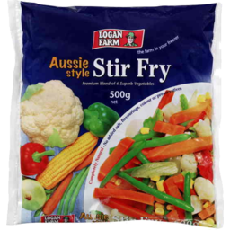 Photo of Logan Farm Aussie Style Stir Fry 500g