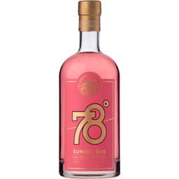 Photo of 78 Degrees Sunset Gin