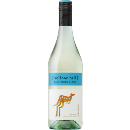Photo of Yellow Tail Sauvignon Blanc 750ml