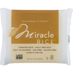 Photo of Miracle Rice Shirataki Rice