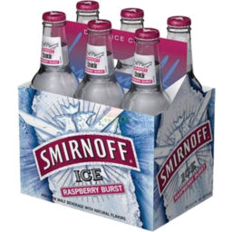Photo of Smirnoff Ice Redberry
