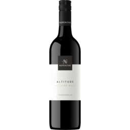 Photo of Nepenthe Altitude Tempranillo
