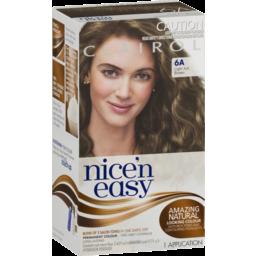 Photo of Nice 'N Easy Clairol Nice'n Easy 6a Light Ash Brown