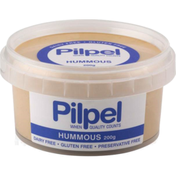 Photo of Pilpel Hommous Dip 200gm