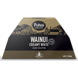 Photo of Puhoi Wainui White 150g