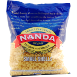 Photo of Nanda Small Shells #83 500gm