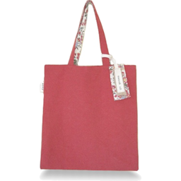 Photo of Tote - Go Green [Red]