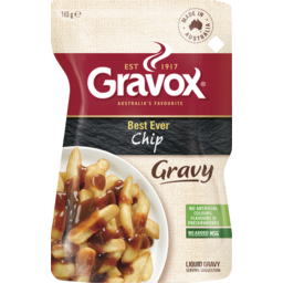 Photo of Gravox® Best Ever Chip Gravy Pouch 165g