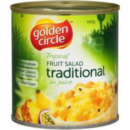 Photo of Golden Circle Traditional Fruit Salad In Natural Juice 440g