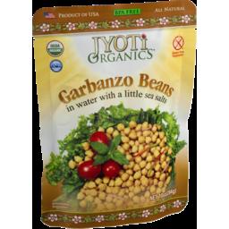 Photo of Jyoti Organics Garbanzo Beans