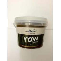 Photo of Walkabout Honey Raw 1kg