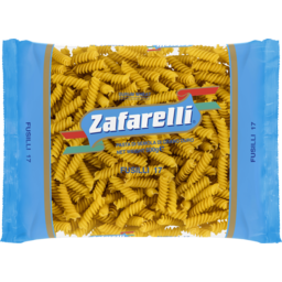 Photo of Zafarelli Pasta No17 Fusilli 500g