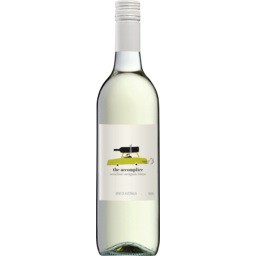 Photo of The Accomplice Semillon Sauvignon Blanc
