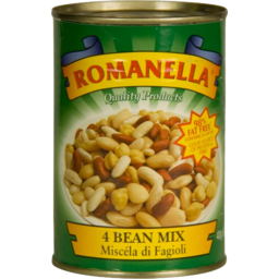 Photo of Romanella 4 Beans Mix 400g