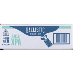 Photo of Ballistic Oaked XPA Can