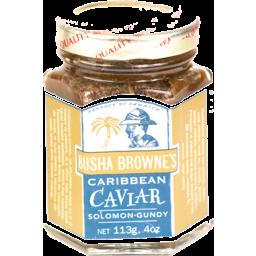 Photo of Busha Browne Caribbean Caviar Solomon Gundy