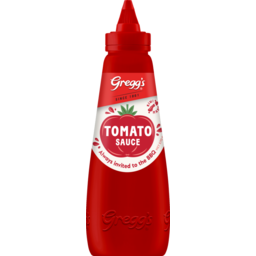 Photo of Greggs Sauce Rich Red Tomato 570 Grm