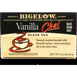 Photo of Bigelow Vanilla Chai Black Tea