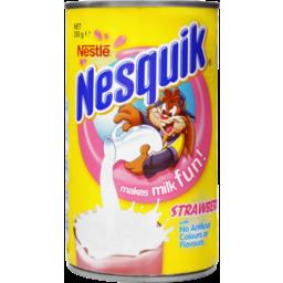 Photo of Nestle Nesquik Instant Drink Strawberry 250g Tin