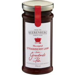 Photo of Beerenberg Strawberry Jam 300g