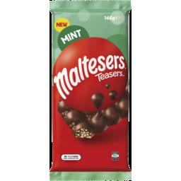 Photo of Maltesers Mint Milk Chocolate Block 146g