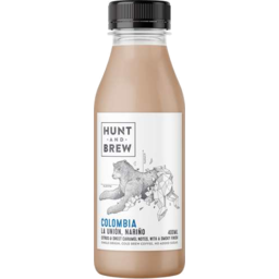 Photo of Hunt And Brew Cold Brew Coffee Colombia 400ml