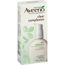 Photo of Aveeno Active Naturals Clear Complexion Oil-Free Daily Moisturizer