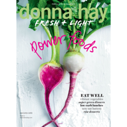 Photo of Donna Hay Fresh & Light Power Foods