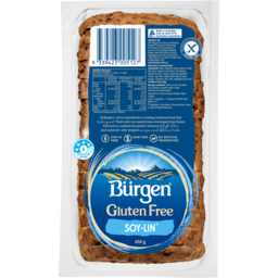 Photo of Burgen Gluten Free Soy & Linseed 650g