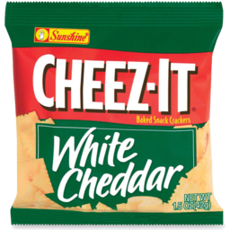Photo of Cheez It White Chedder