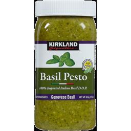 Photo of Kirklans Signature Pesto Italian Basil Sauce