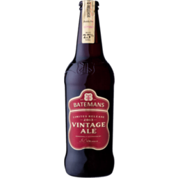 Photo of Batemans Vintage Ale 2013 500ml