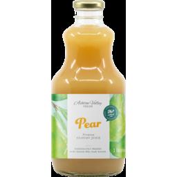 Photo of Ashton Valley Fresh Pear Premium Cloudy Juice 1l
