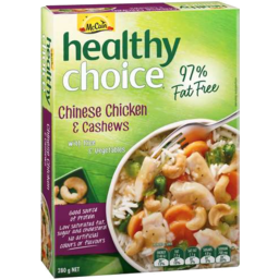 Photo of McCain Healthy Choice Chinese Chicken & Cashews 300g