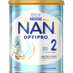 Photo of Nestle Nan Optipro 2 Follow-On Formula 6-12 Months Powder 800g