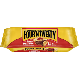 Photo of Four N Twenty Traditional Meat Pies 6pk