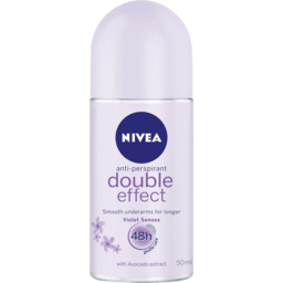 Photo of Nivea Deodorant Double Effect Gentle Care 24h Anti-Perspirant Protection 50ml