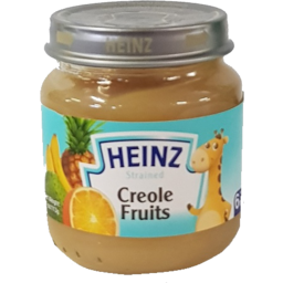 Photo of Heinz Creole Fruits