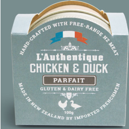 Photo of L'Authentique Parfait Chicken & Duck Liver 100g
