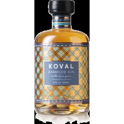 Photo of Koval Barreled Gin