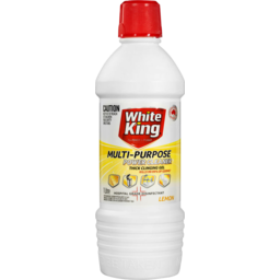 Photo of White King Power Clean Powerful Cleaner Lemon