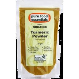 Photo of Pure Food Essentials Turmeric Powder 80gm