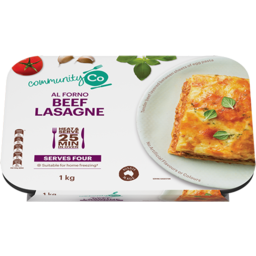 Photo of Community Co Lasagne 1kg