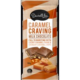 Photo of Darrell Lea Milk Chocolate Caramel Craving 180g