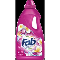 Photo of Fab Fresh Frangipani Laundry Liquid Detergent 2l