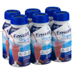 Photo of Ensure Strawberry