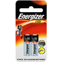 Photo of Energizer Remote 12v A23 2pk