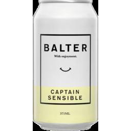Photo of Balter Captain Sensible 375ml