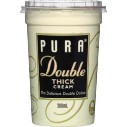 Photo of Pura Double Thick Cream 300ml