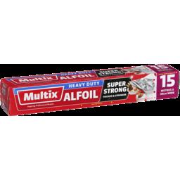 Photo of Multix Super Strong Alfoil 15m X 30